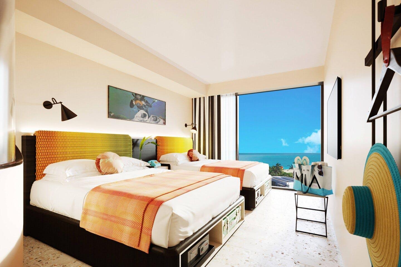 Moxy Miami Hotel Rooms
