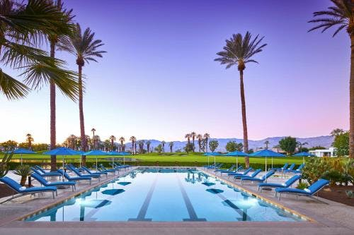 JW Marriott Villa Rooms Palm Springs California