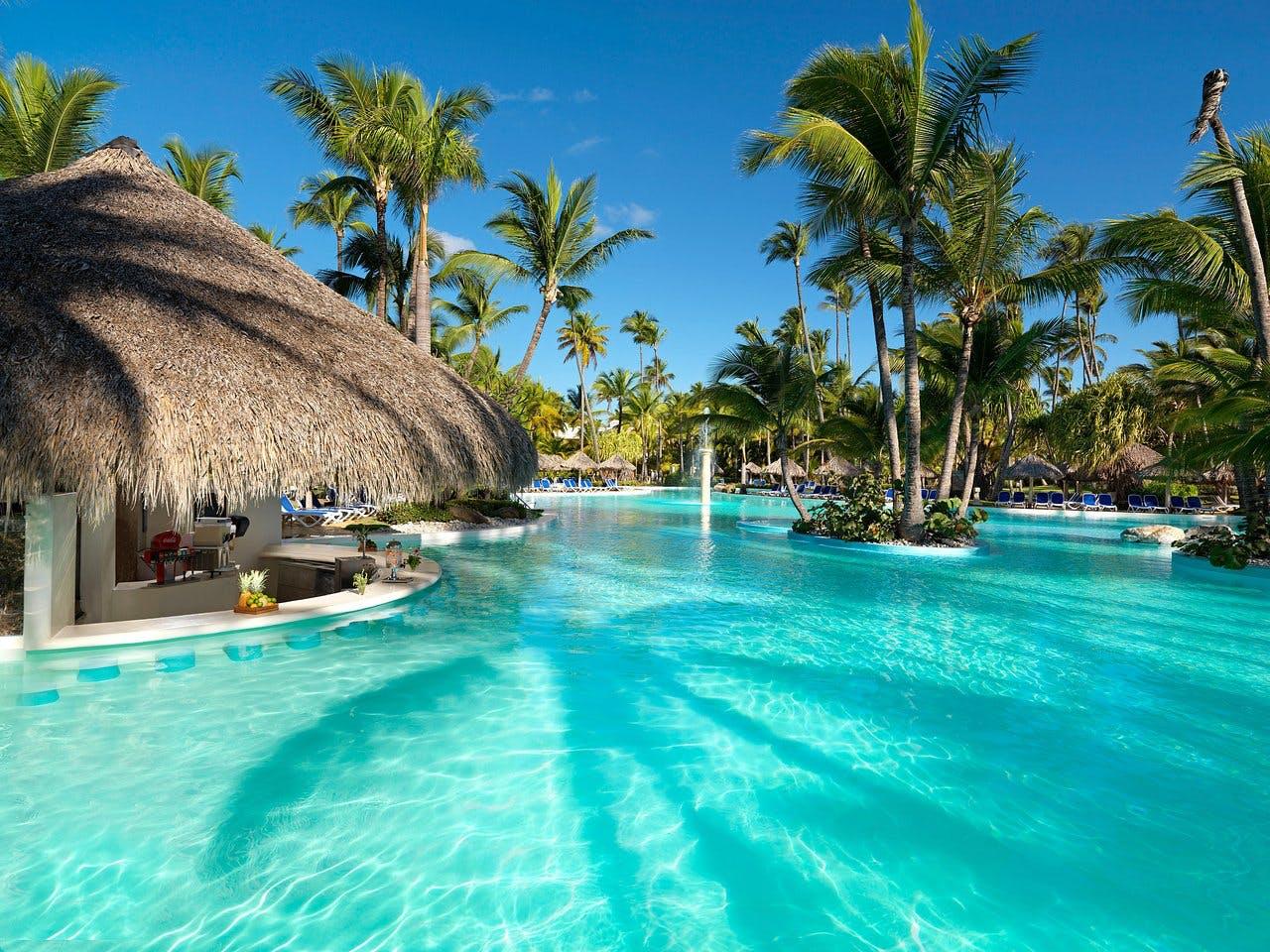 Meliá Caribe Beach Resort pool