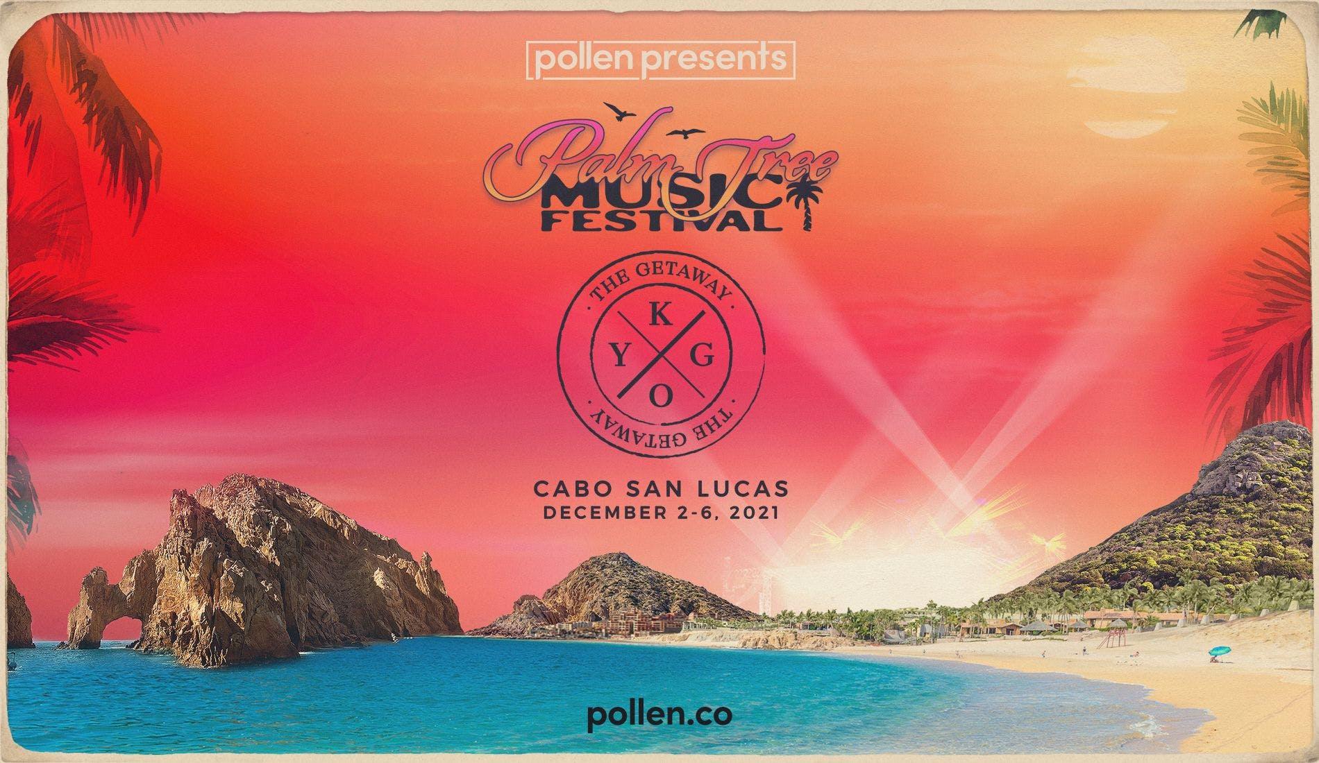 Kygo Cabo Background image