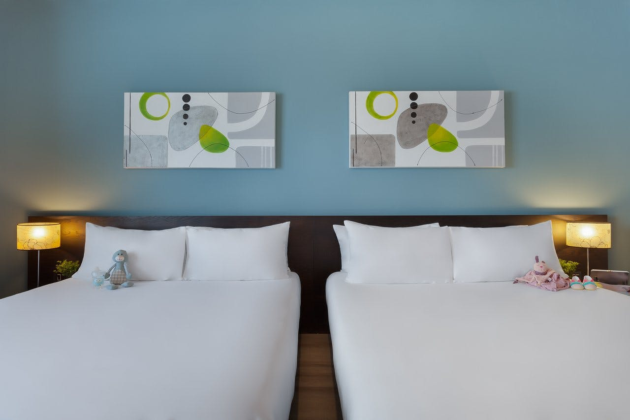 Hotel Argento room