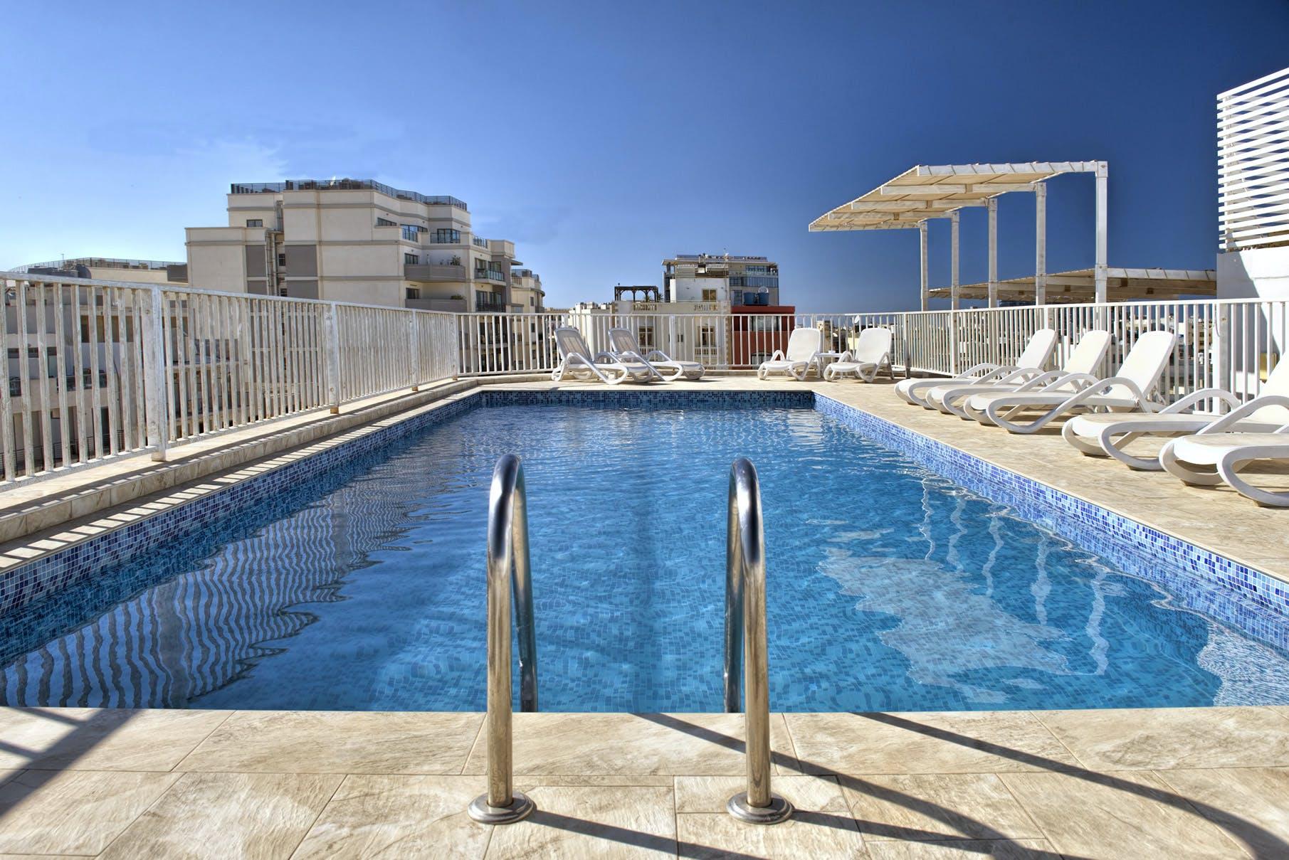 Hotel Argento  pool