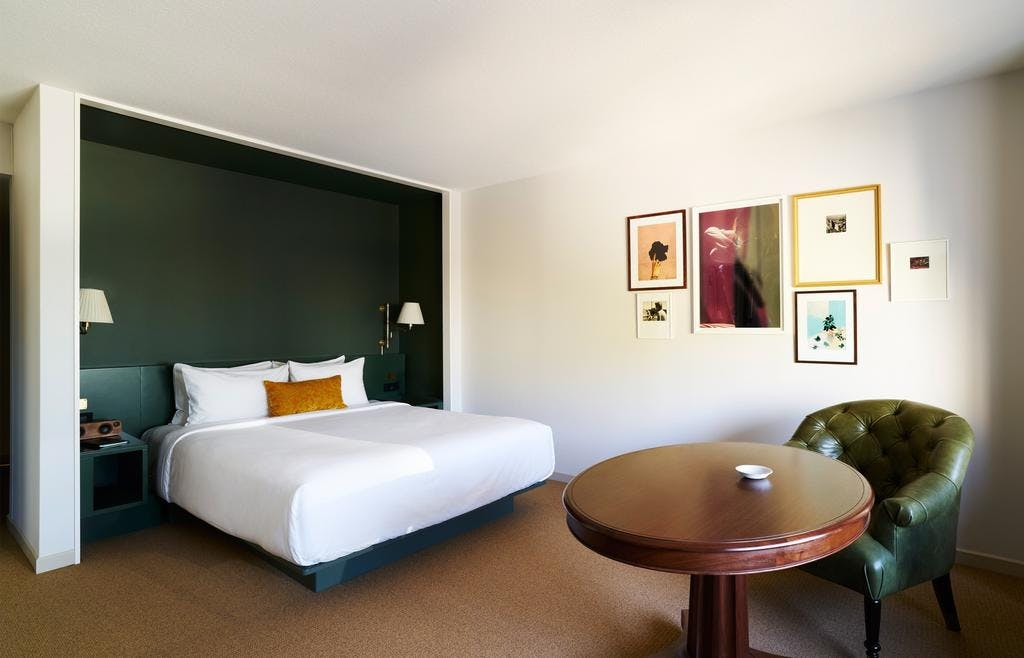 Park MGM bedroom
