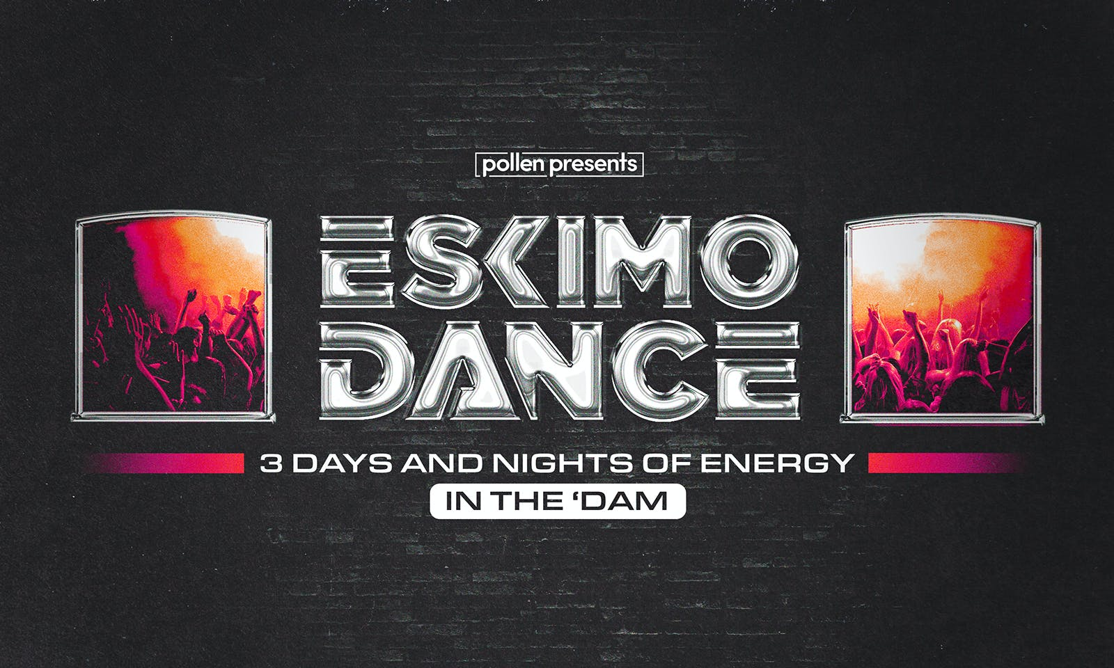 Eskimo dance promo poster