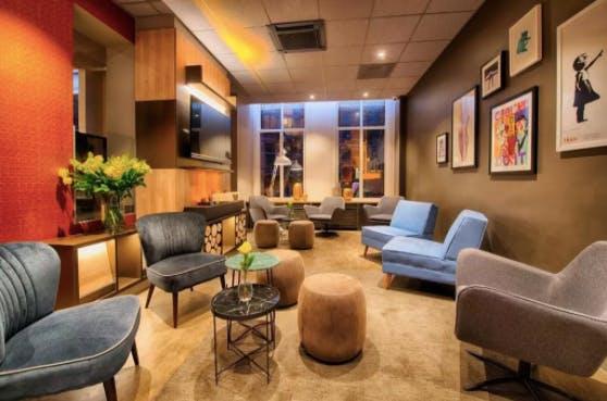 Leonardo City Centre Hotel lounge