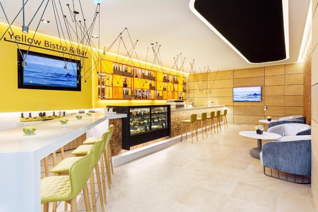 Danubius Hotel Helia bar