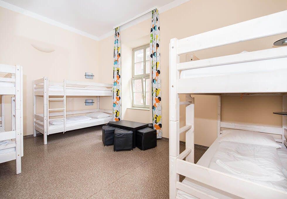 Wombats City Hostel Budapest bedroom