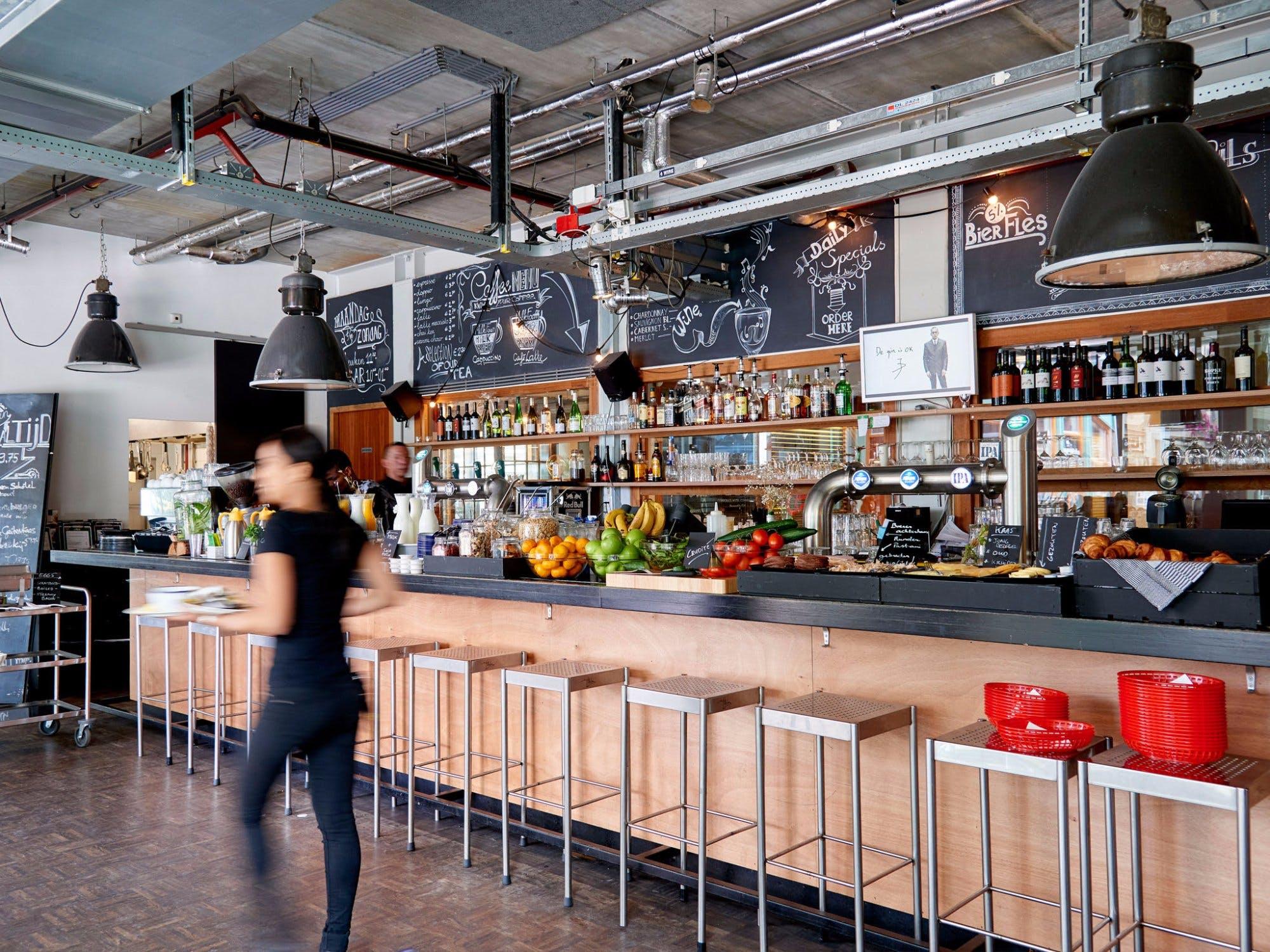 Q Factory Bar