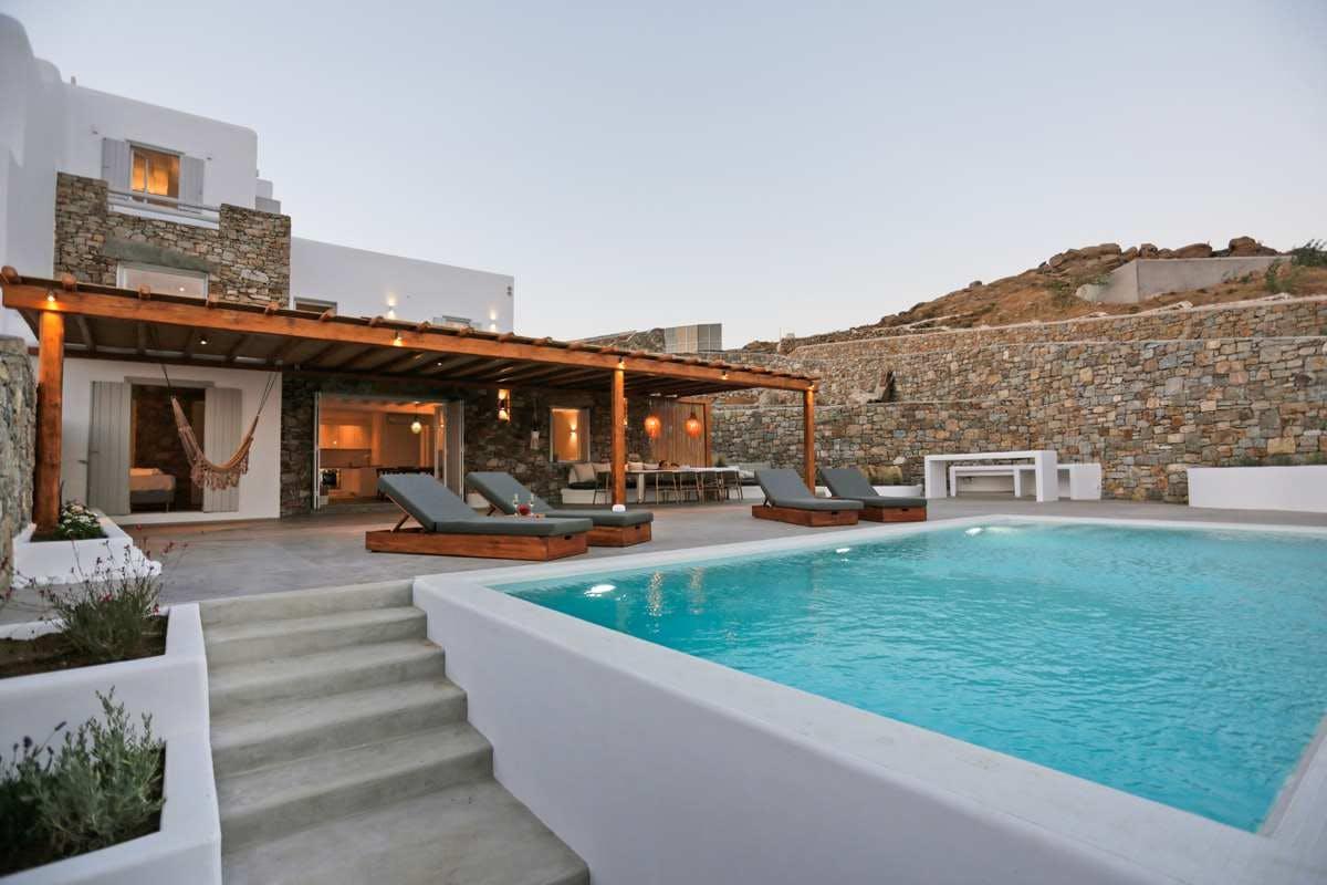Villa Lydiana Pool
