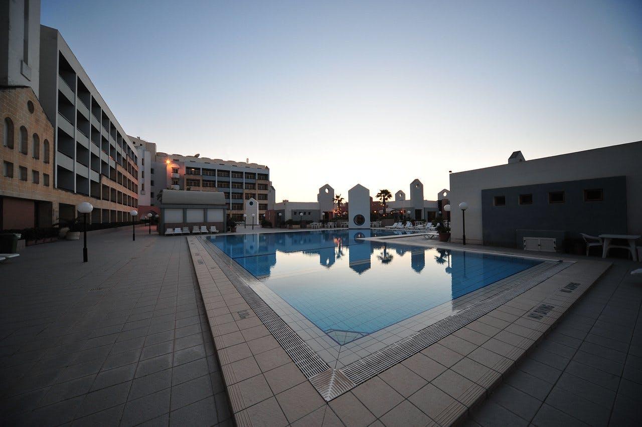St george pool