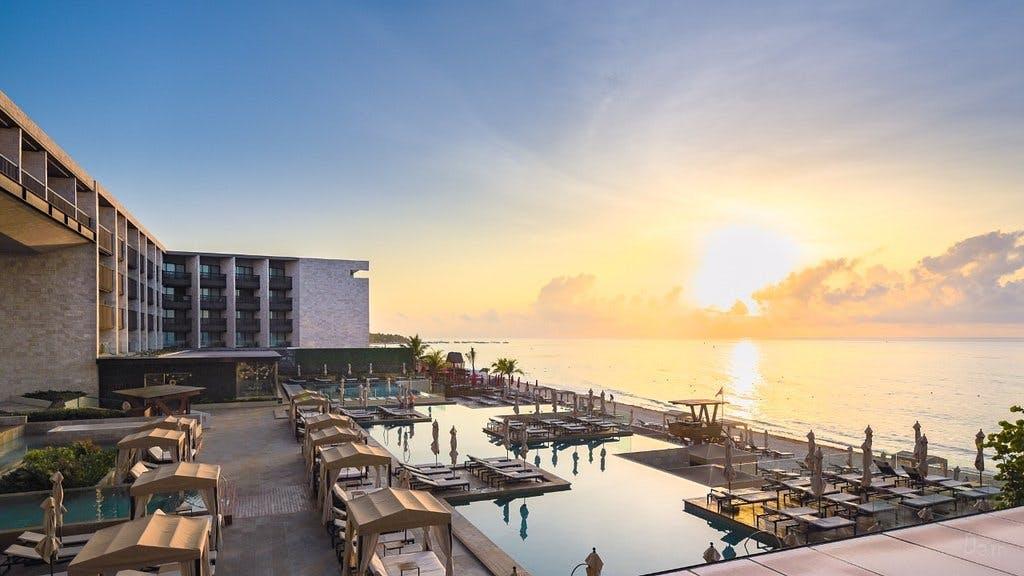 Grand Hyatt Playa del Carmen Resort exterior