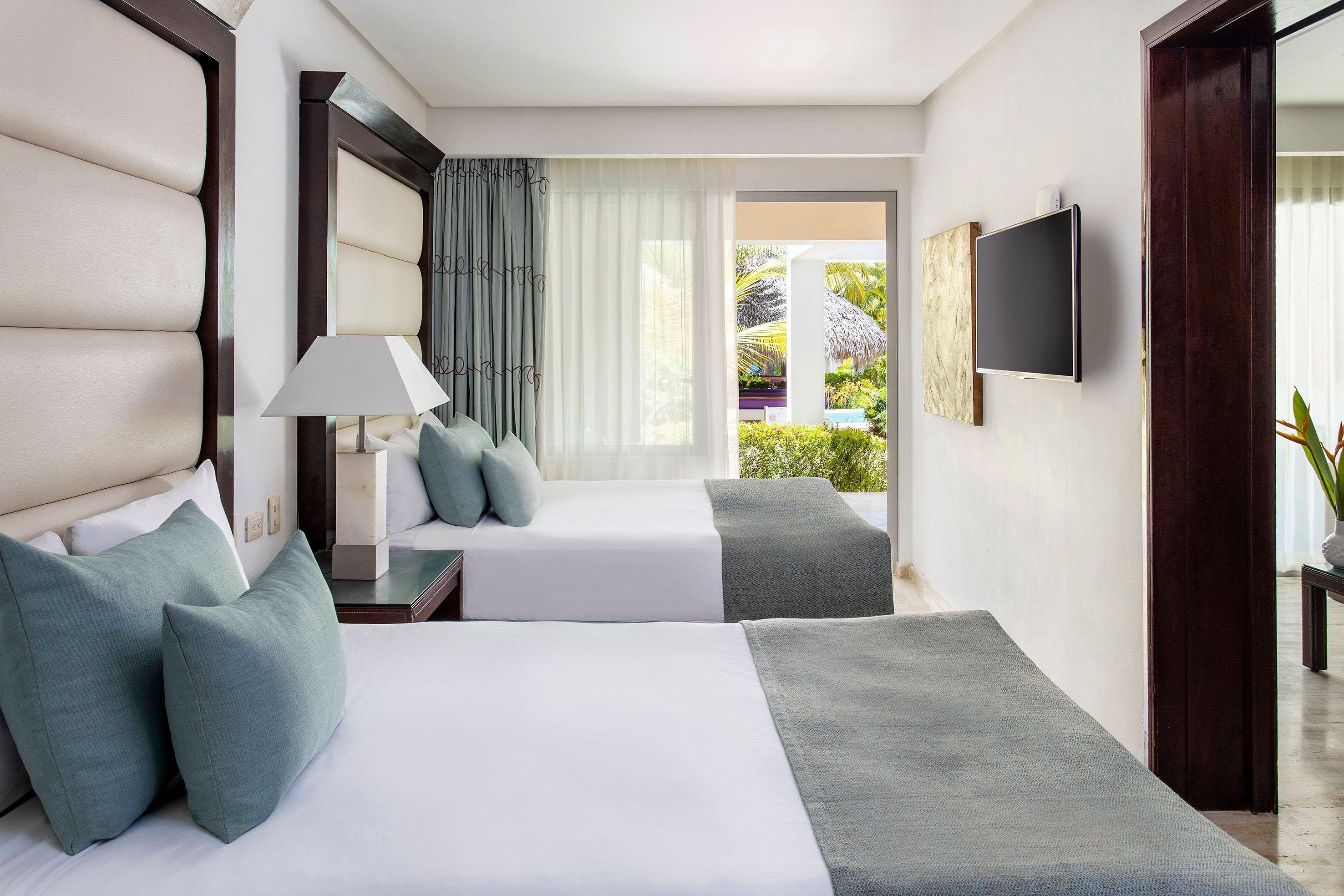 The Reserve at Paradisus Palma Real bedroom