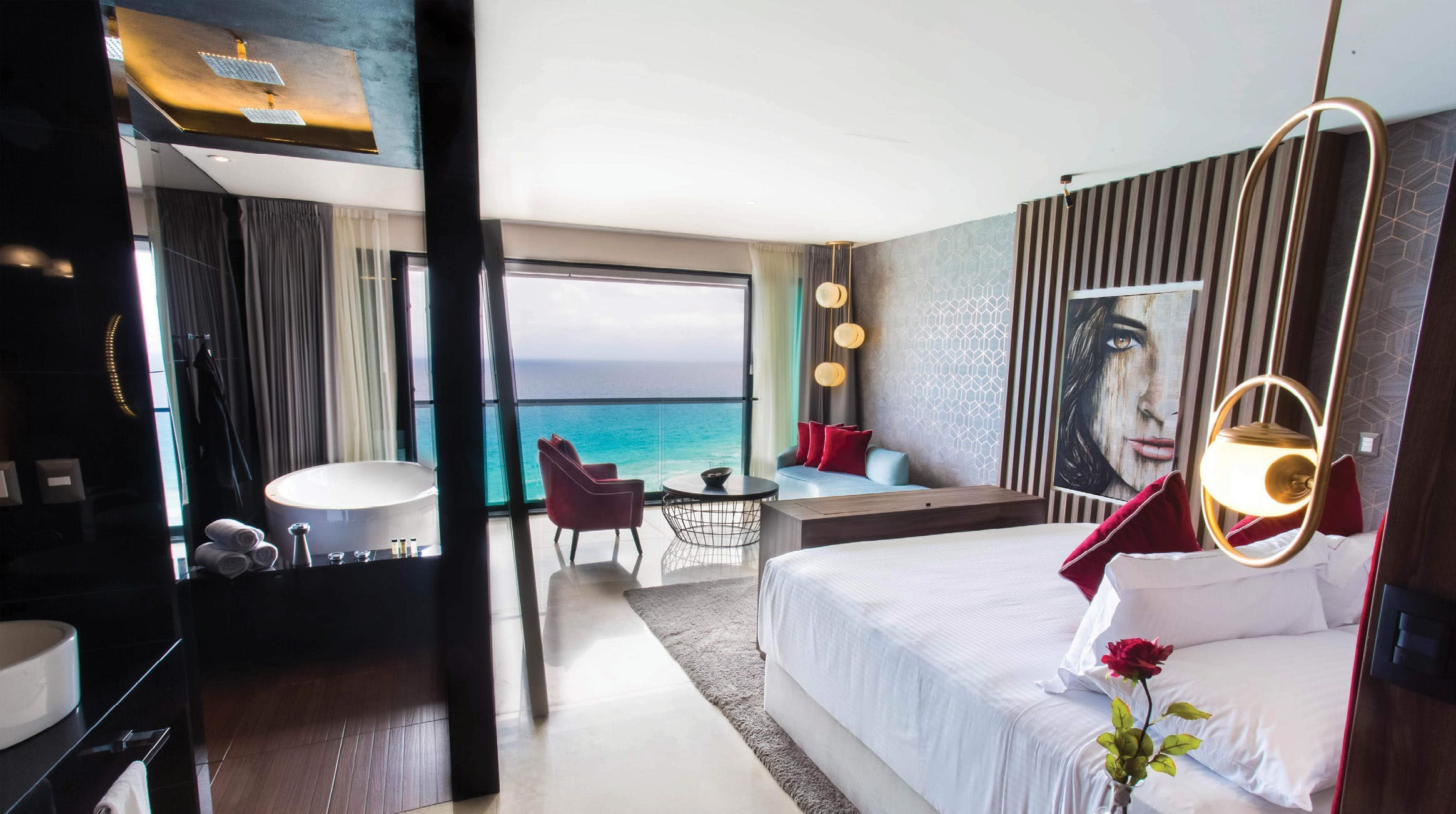 Armar House Cancún Rooms