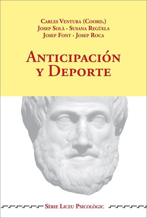 Libro Anticipación y deporte de Josep Roca