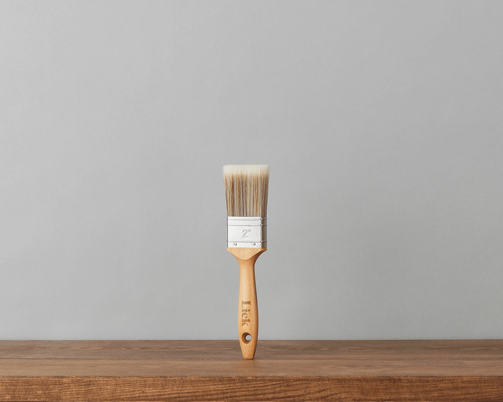 Lick 2 Inch Flat Paint Brush Eco-Supplies