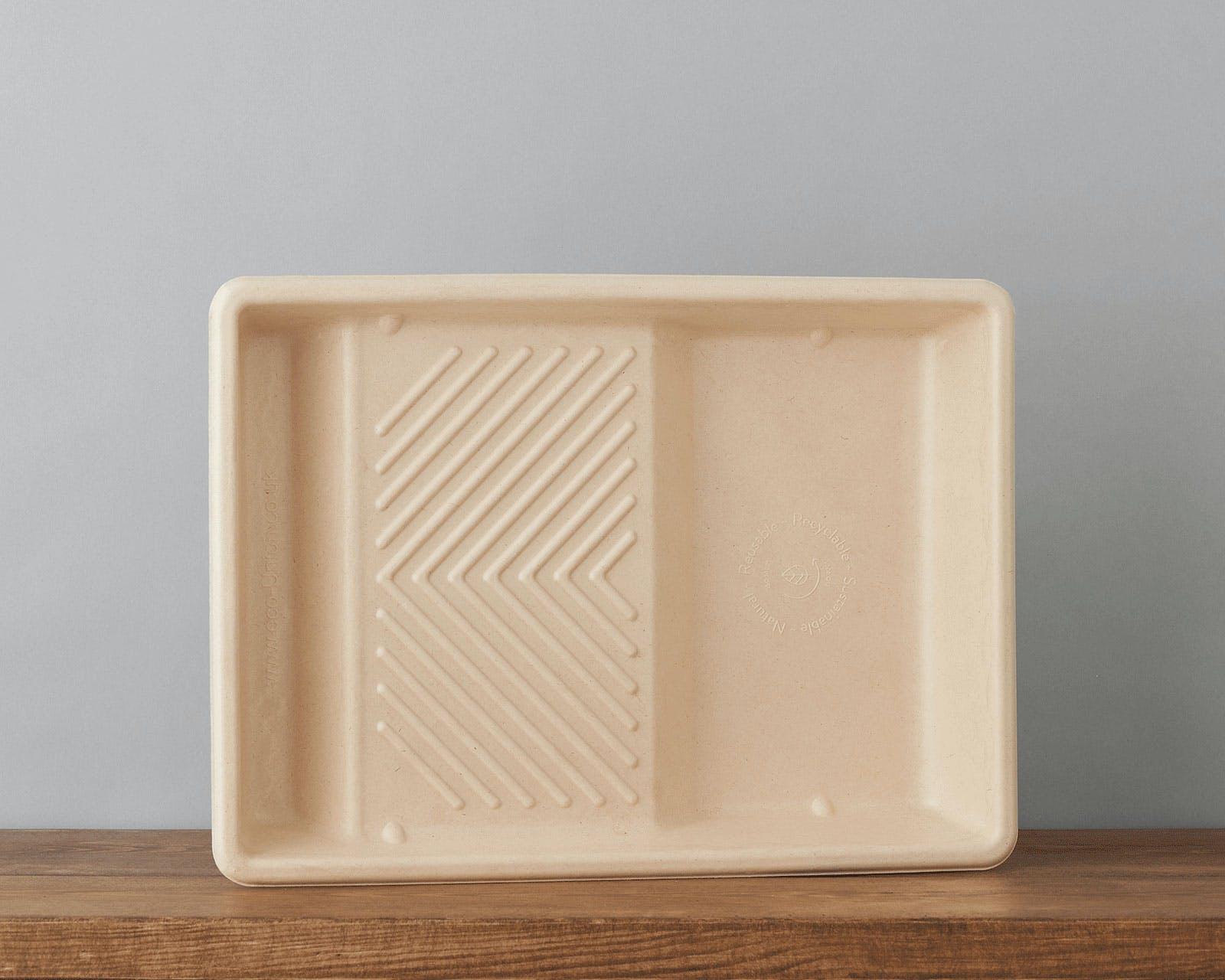 Lick home eco-friendly pulp tray