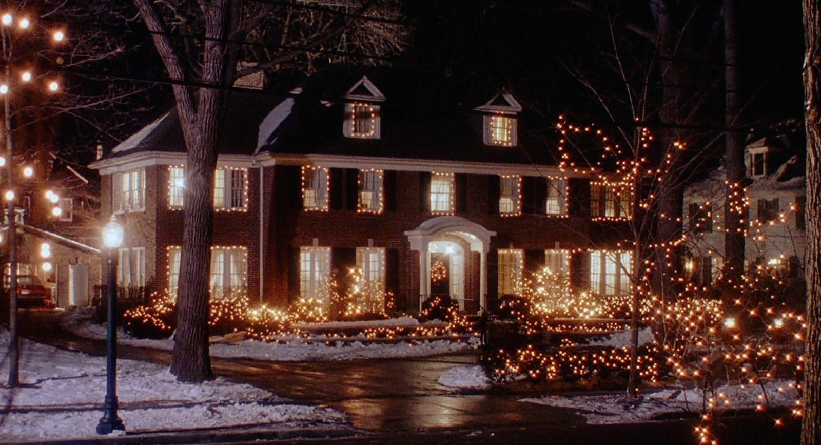House in Home Alone 1 in Illinois