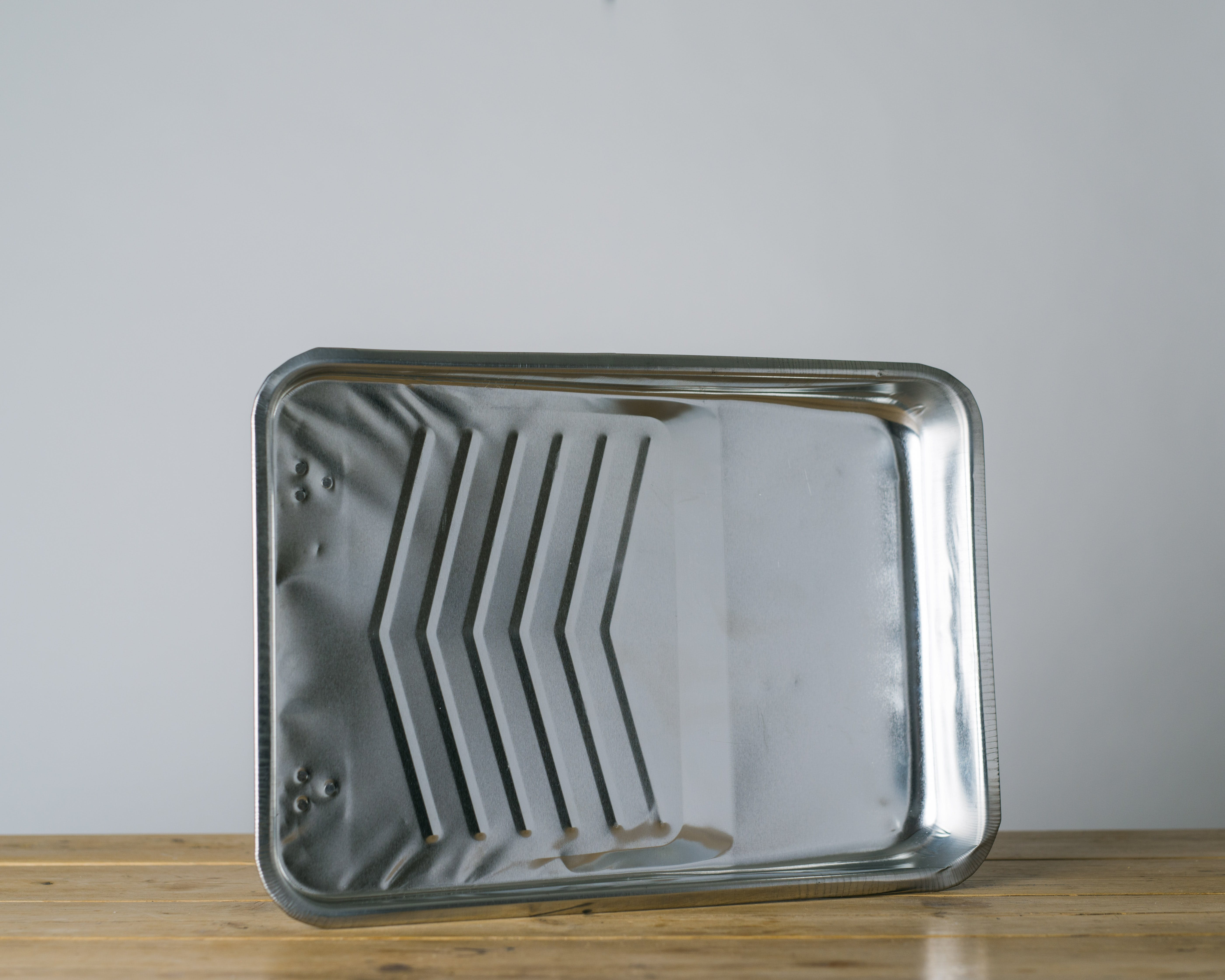 9inch Lick Metal Tray