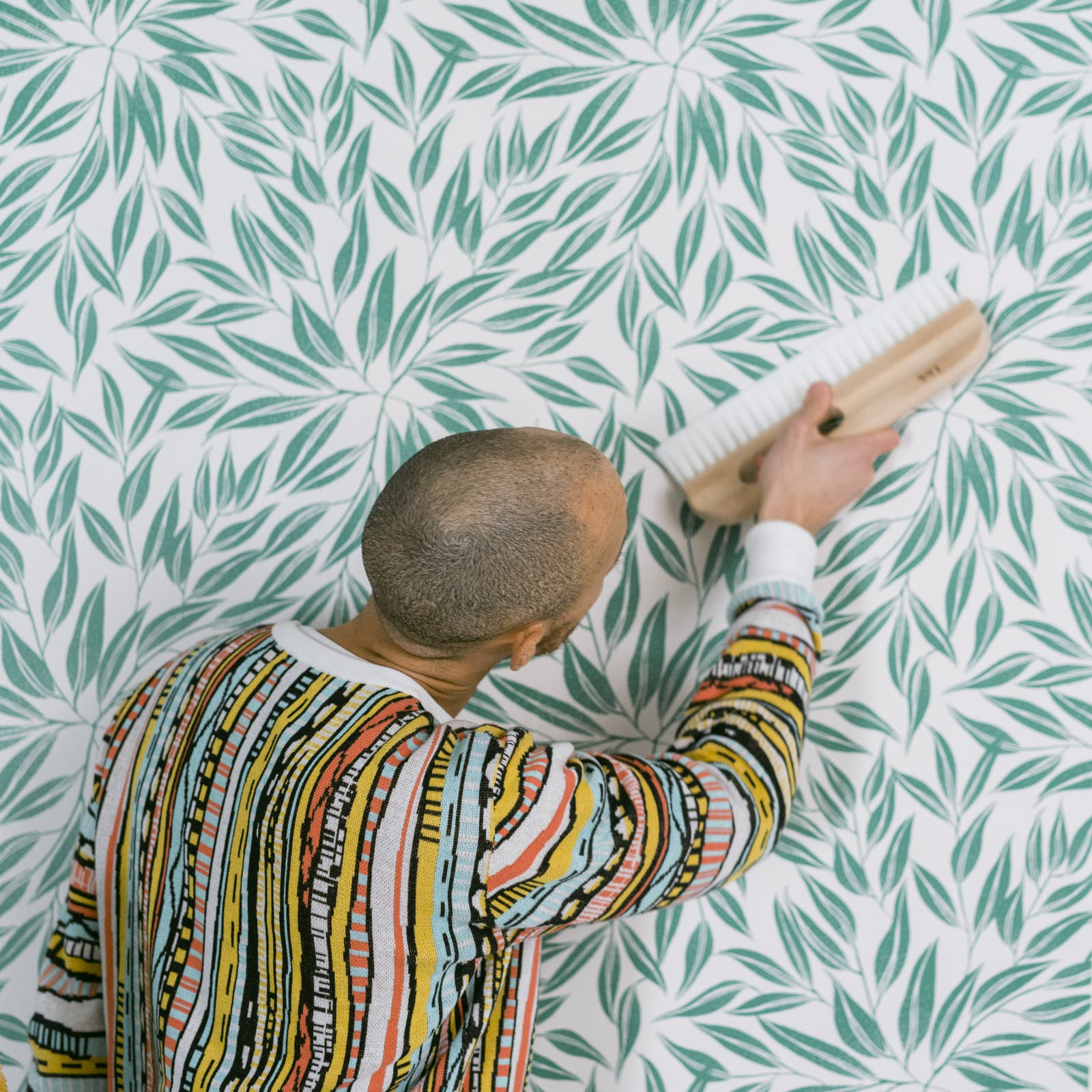 Can You Paint Over Wallpaper - How To ...