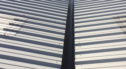 Metalseal 20 - BBA Approved metal roof coating from Liquasil Ltd