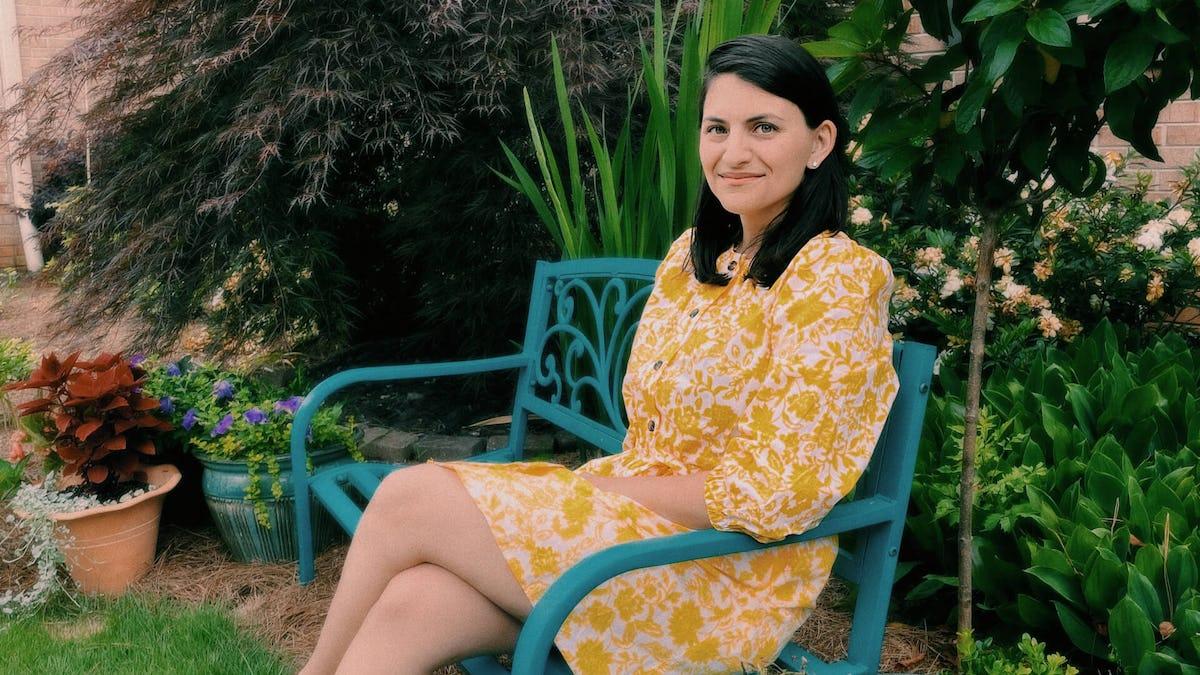 Glorious Garden Stories x Michelle