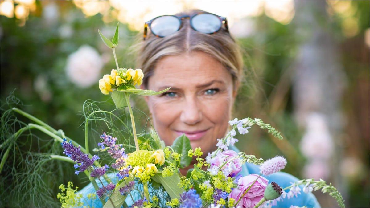 Glorious Garden Stories x Dorthe