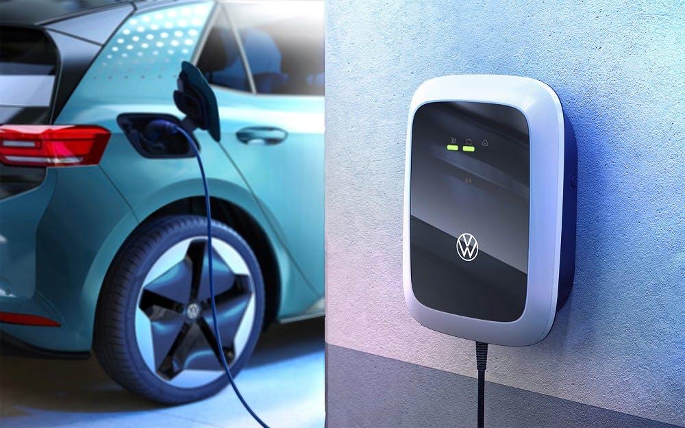 borne de recharge, parc automobile électrique