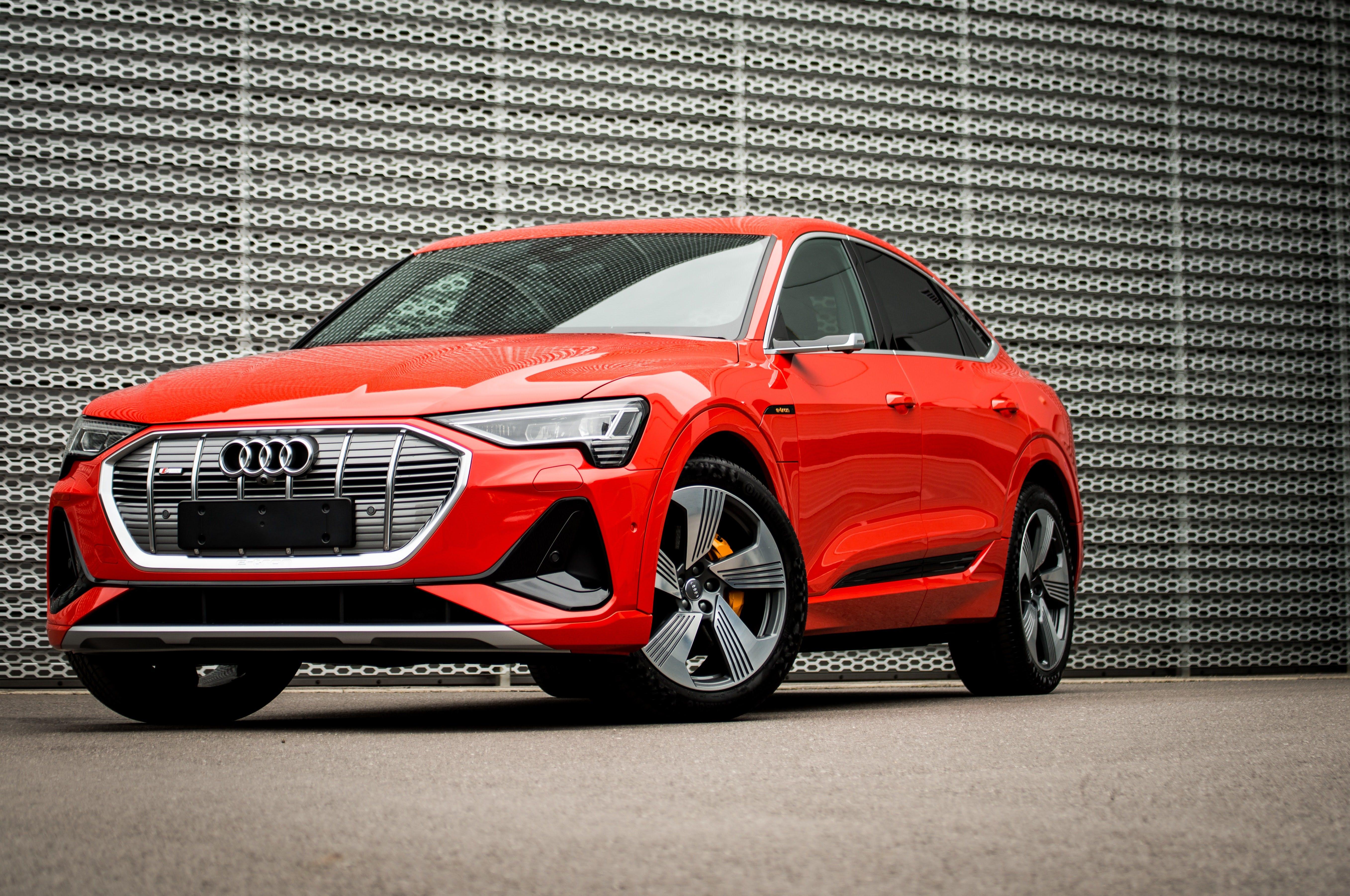 Audi e tron, elektrische wagen