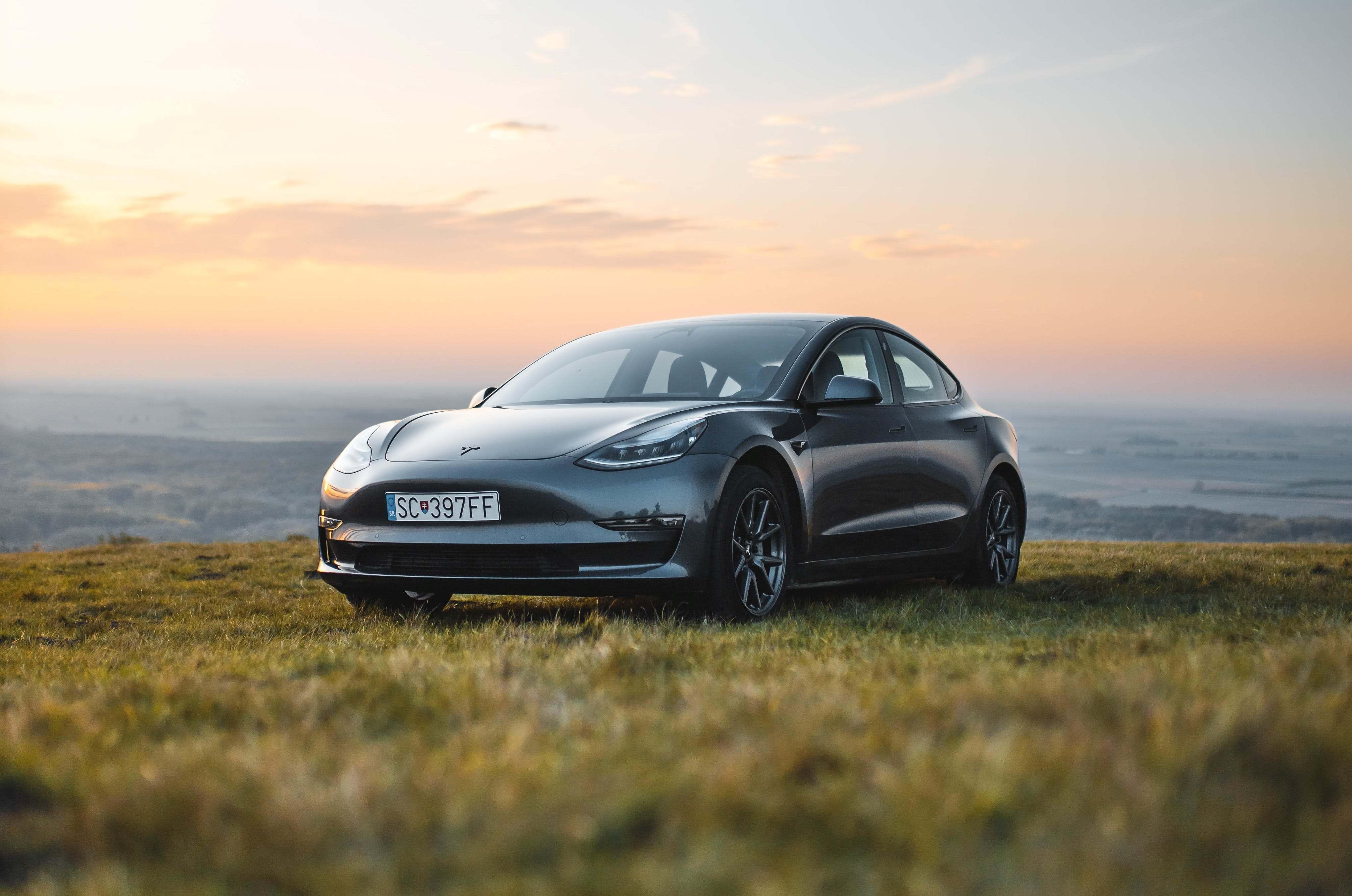 Tesla Model 3, elektrische wagen