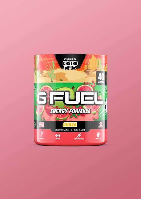 G Fuel Guava