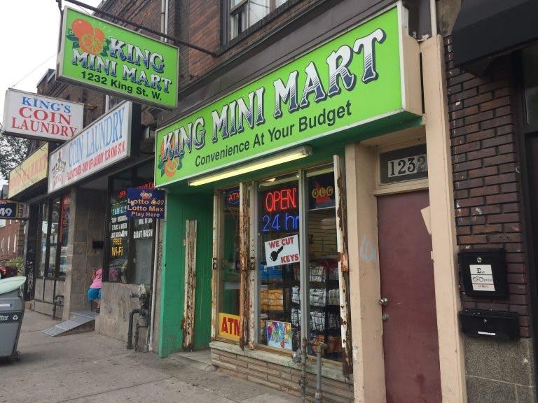 king mini storefront
