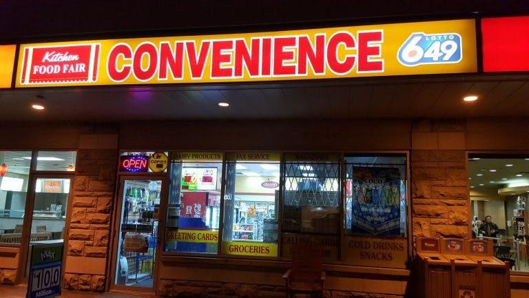 richmond hill convenience store