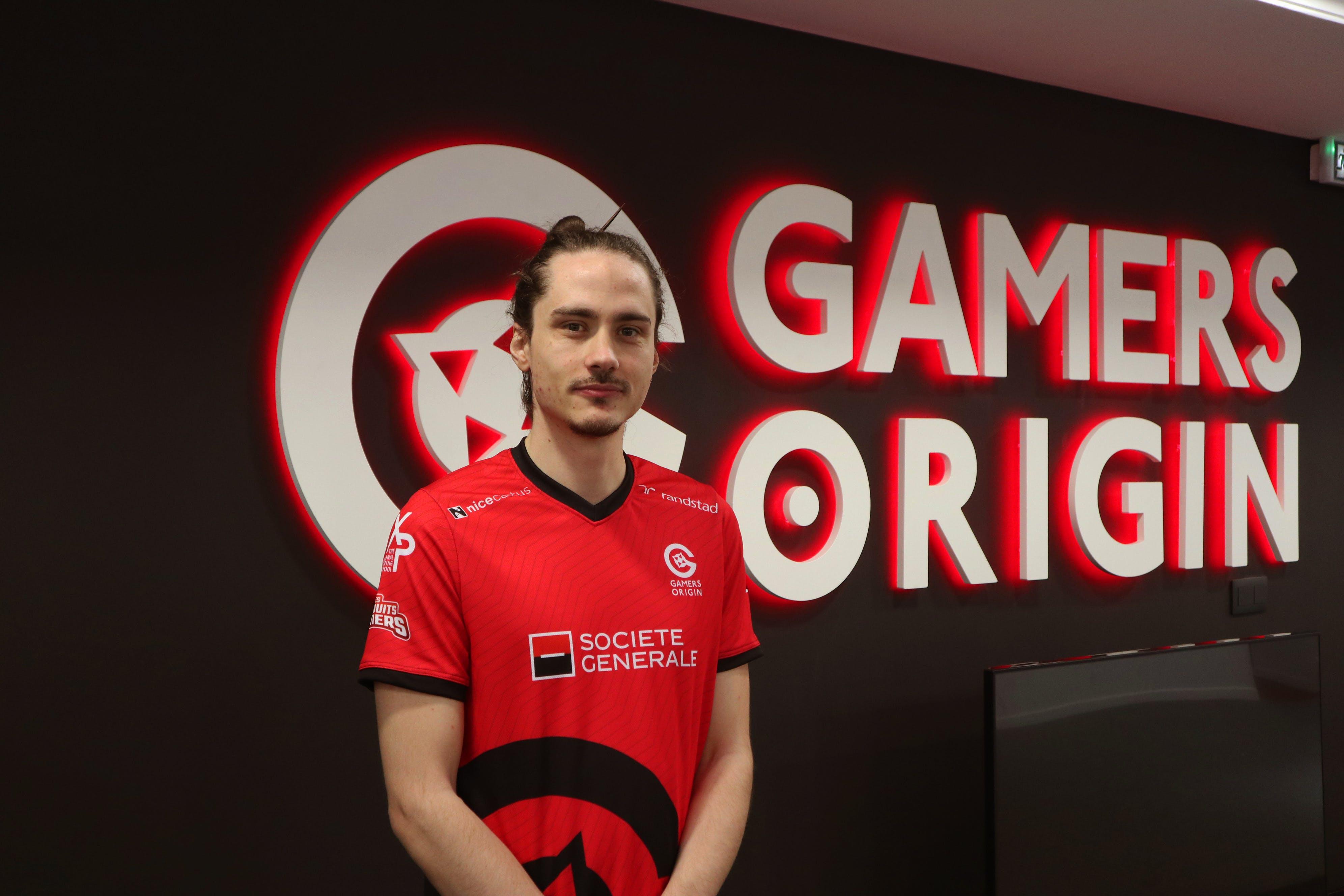 Gloponus rejoint GamersOrigin Academy en tant que coach (Crédits photo: GamersOrigin)