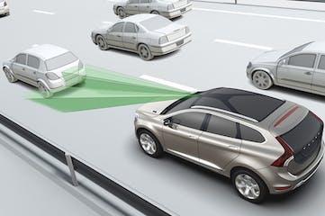 Autonoomne pidurdussüsteem (AEB)