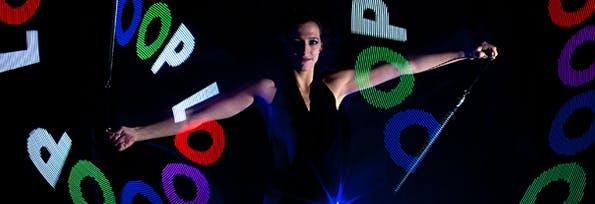 LED-Show as an innovative show highlight