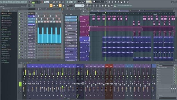 FL Studio Screenshot Looping Software
