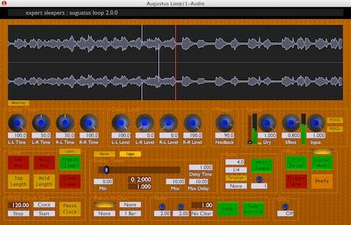 Augustus Looper Software