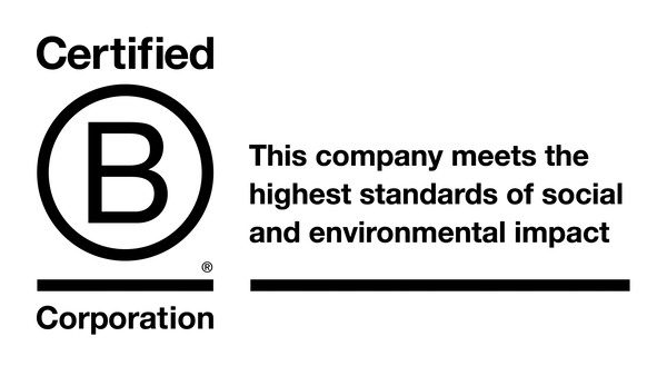 Logo of the LOT61 BCorp Certification