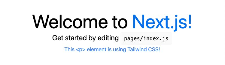 Example of JSX with Tailwind CSS styling