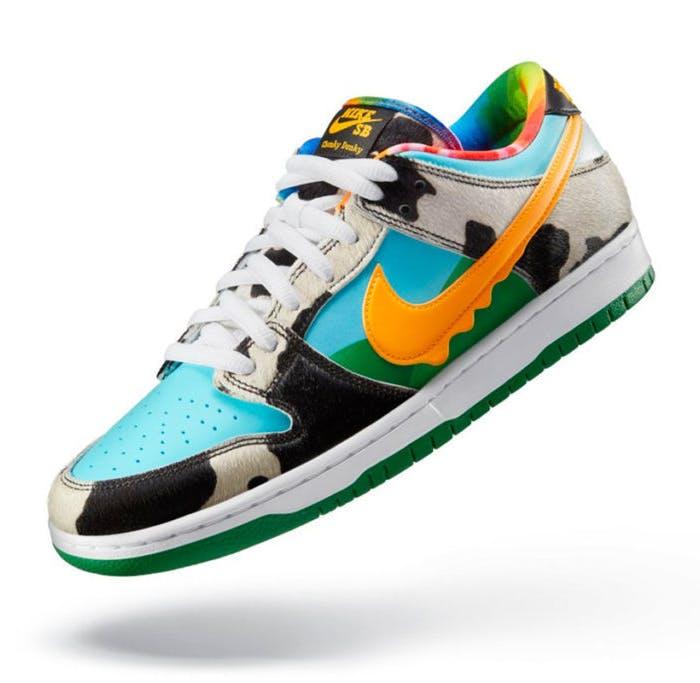 Image Credit: Nike x Ben & Jerry's
