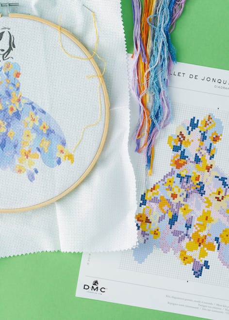 Cross stitch beginners how to