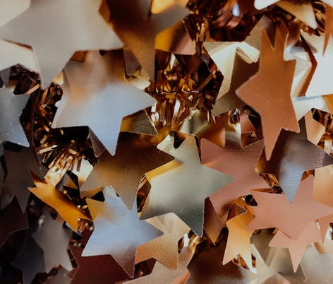 Papercraft stars