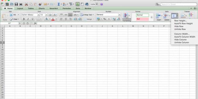 Excel cross-stitch