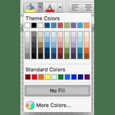 Pick your colours