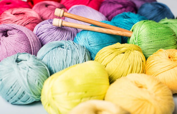 What does super fine yarn weight mean?