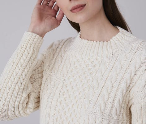 Crieff Debbie Bliss Knitting pattern
