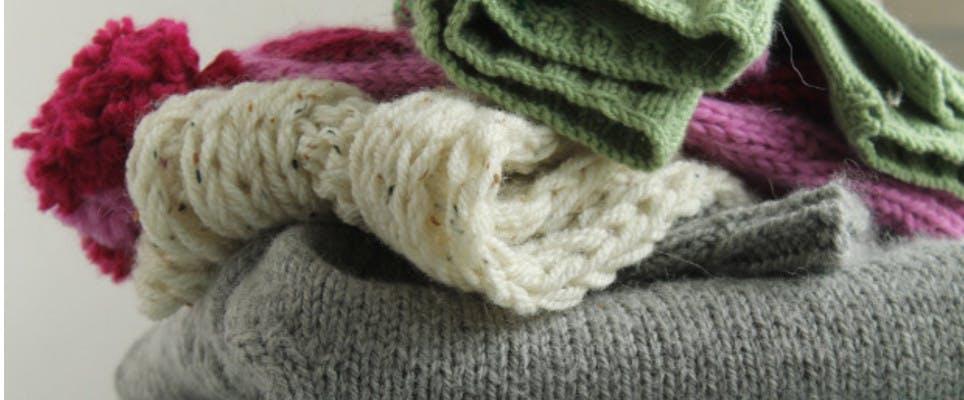 Handmade garments