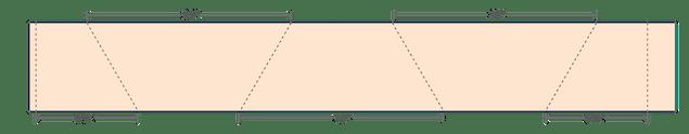 quilting fabric measurement diagram