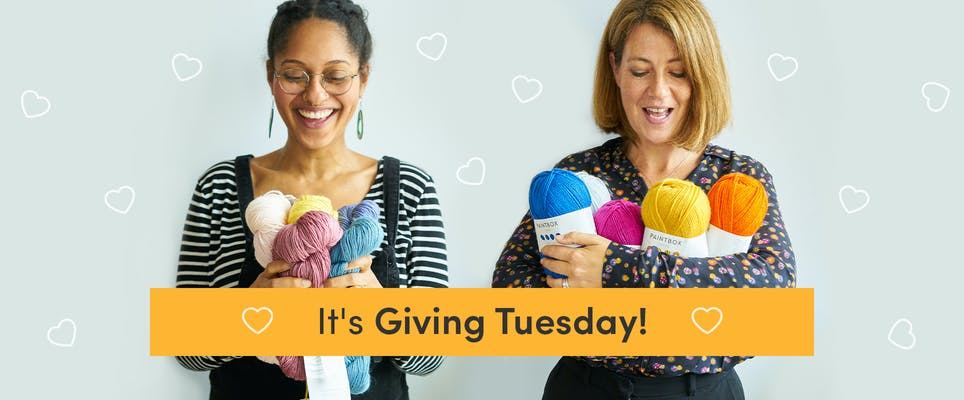 Giving Tuesday LoveCrafts