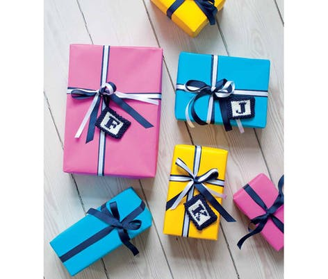 Millamia Christmas gift tags